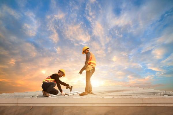 Hur vet du om taket behöver bytas?